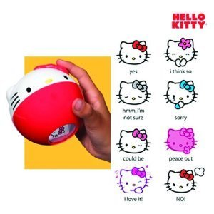 Hello Kitty Magic 8 Ball